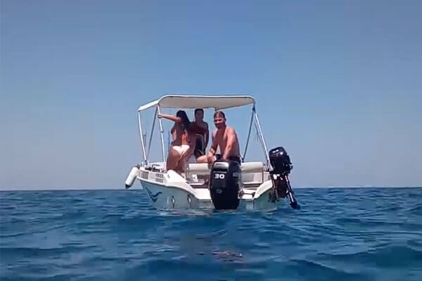 Manousakis Marine - Boat Rental Rethymno