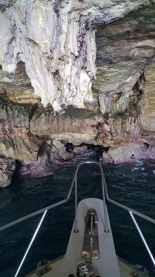 Pirates' Caves - Rent a boat Rethymno